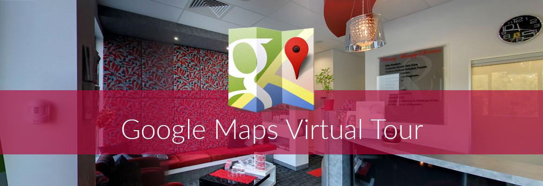 Google Maps Virtual Tour
