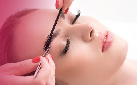 Eyebrow Styling and Threading