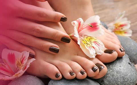 Luxury Pedicure and Manicure Services